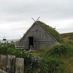 Replica Viking house