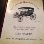 Carriage House Restaurantの写真