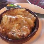Filet de bœuf sauce au foie-gras, gratin dauphinois