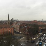 Panorama view from the top