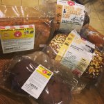 Our gluten free breads are provided by The Incredible Bakery