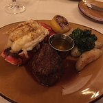 Valentine's Day Surf and Turf