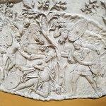 Copy of image carved on Trajan's Column