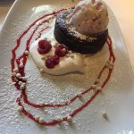 Seasonal Chocolate Raspberry Dessert