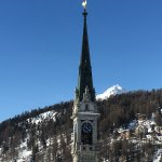 Kulm Hotel St. Moritz Foto
