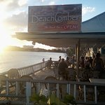 Sunset at the Island Beach Comber Bar: Food and Refreshment to Help You Enjoy the Beach