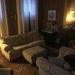 Sitting room in Annie Suite
