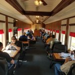 New Tygart Flyer Parlor Car