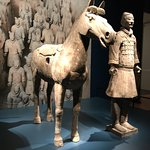 Terracotta Army Horse & Soldier