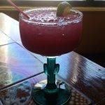 Prickly Pear Margarita!