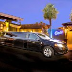 NEW!  Complimentary dinner limousine - 2018 Lincoln