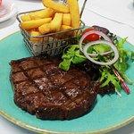 Rump Steak at Frenzy's