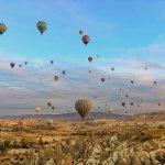 Rainbow Balloons Foto
