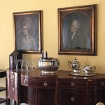 Portraits of Alexander and Elizabeth Hamilton