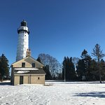 Cana Island Lighthouse resmi
