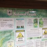 National Park / Forest info.