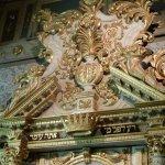 detail d'une vieille synagogue (Venise)