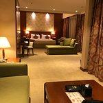 Spacious Suite room