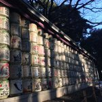 Meiji-Schrein (Meiji-jingū) Foto