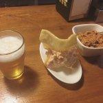 Corto, gaviota y picadillo