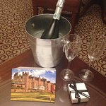 A Warm Welcome From The Macdonald Marine Hotel xx