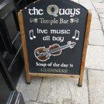 Foto di The Quays Temple Bar