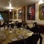As the restaurant was due to open and reeady for dinner guests to arrive