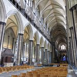 Salisbury Cathedral and Magna Carta Foto