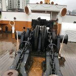 Photo of SS Nomadic