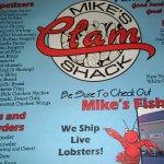 Foto de Mike's Clam Shack