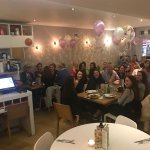 Party at Ask Italian Dorking