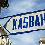 Kasbah sign