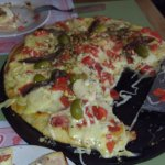 Pizza Cocodrilo: imperdible