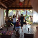 Yoga at Present Moment