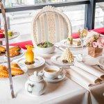 L'afternoon Tea du Café Pouchkine