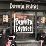 Burrito District Foto