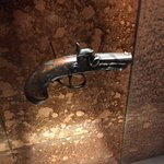 Gun used by John Wilkes Booth to shoot Lincoln