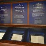 Original Printed Copies of the Declaration, Articles of Confederation and Constitution