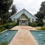 Chapel for potential weddings and other religious ceremonies