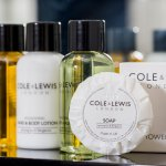 Cole & Lewis toiletries