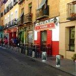 Cava Baja Gallery, La Taranta, La Perejila, Casa Curro, Don Armando, en la calle Cava Baja