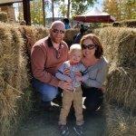 2017 Kids Fall Fest. Family hay maze!