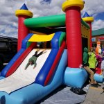 2017 Kids Fall Fest. Everyone loves the bounce castle!