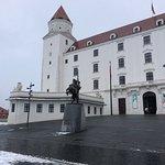 Photo of Bratislava Castle
