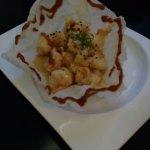 Shrimp Gorgonzola