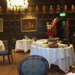 Bartley Lodge Dining Room