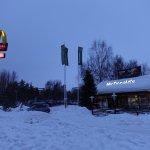 Mcdonald's Rovaniemi Foto