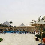 Foto de Le Méridien Pyramids Hotel & Spa