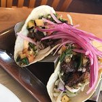 Short rib tacos - delicious!!