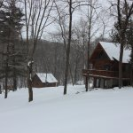 Cabins 1, 2, and 3 are open all year round!